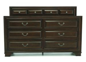 REMINGTON DARK CHERRY DRESSER
