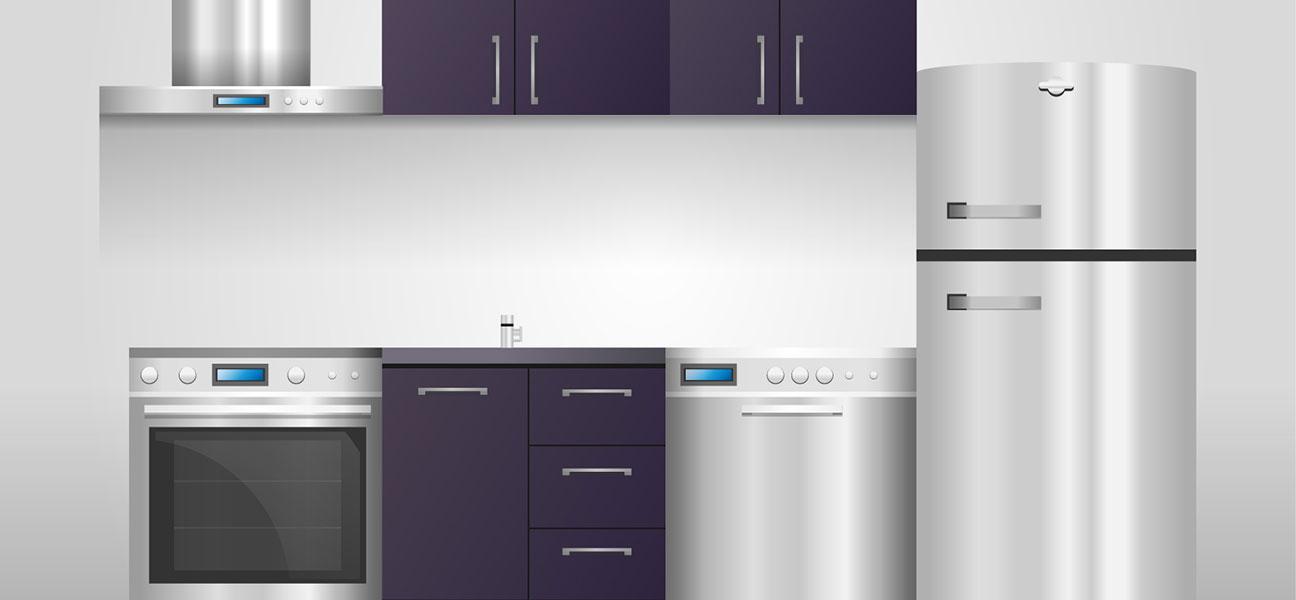 Modern Kitchen Appliances In Nacogdoches, TX
